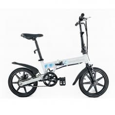 Bicicleta eléctrica smartGyro Ebike White