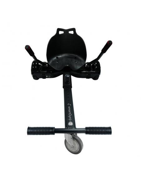 Silla para patín eléctrico SmartGyro GO-KART PRO BLACK