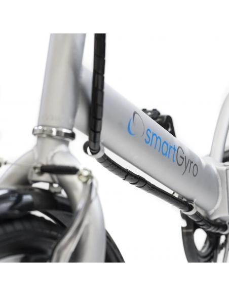 Bicicleta eléctrica smartGyro Ebike Milos