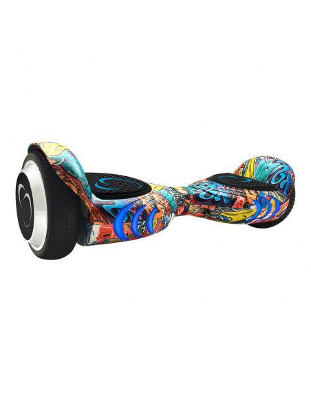 Hoverboard eléctrico smartGyro X4 City