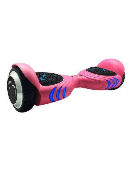 Hoverboard eléctrico smartGyro X4 Pink