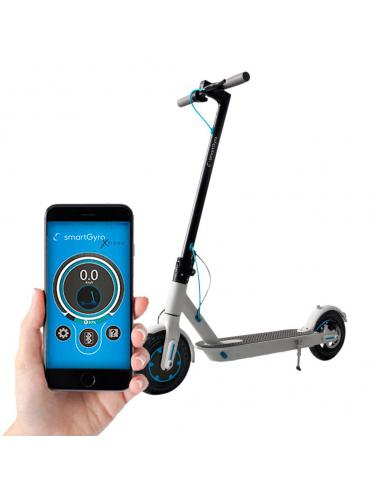 Scooter eléctrico smartGyro Xtreme City White