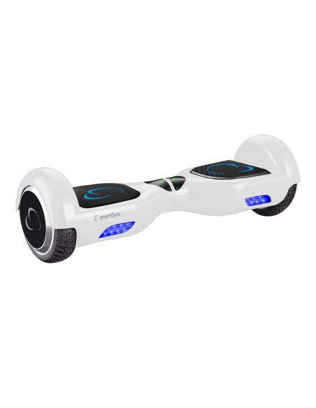 SmartGyro X2 UL + GO KART PACK WHITE