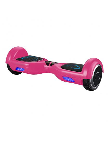 Hoverboard eléctrico smartGyro X1s Pink