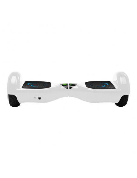 SmartGyro X1S white + GO KART PACK white