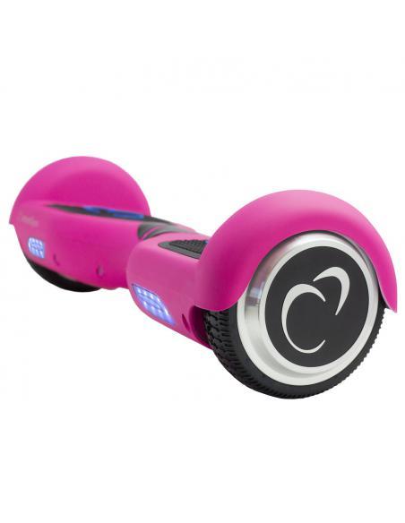 Hoverboard eléctrico smartGyro X2 UL Pink