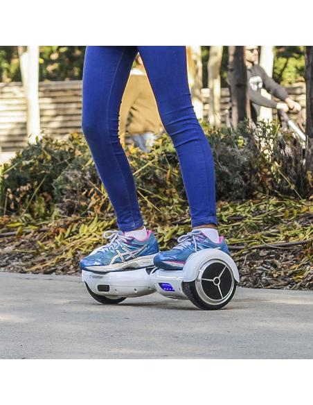 Hoverboard eléctrico smartGyro X2 Black
