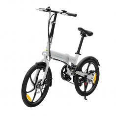 Bicicleta eléctrica smartGyro Ebike Crosscity White
