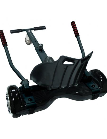 SmartGyro X1S BLACK + GO KART PACK BLACK