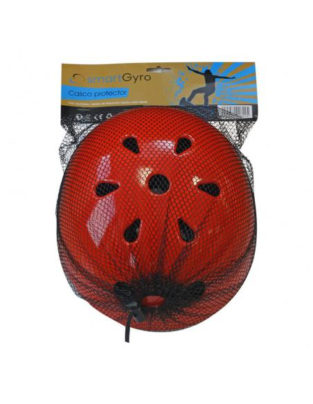 SmartGyro Casco Protector Red