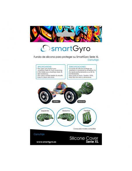 SmartGyro serie XL Silicone Cover Camuflaje