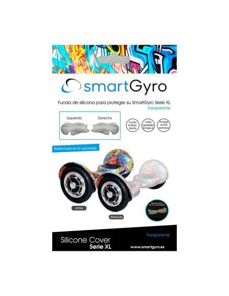 SmartGyro serie XL Silicone Cover Transparente