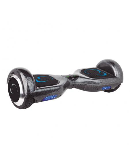 Hoverboard eléctrico smartGyro X2 UL Carbono