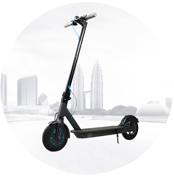 Scooter eléctrico SmartGyro Xtreme
